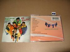Ready for the World Oh Sheila! Greatest Hits 1993 cd is Ex /Book stuck together