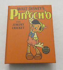 Disney D23 Big Little Books Pinocchio Pin