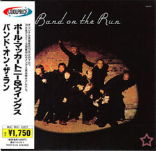 PAUL MCCARTNEY BAND ON THE RUN WINGS CD MINI LP OBI