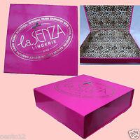 LA SENZA Medium Pink Gift Box with Magnetic Fastening Gift Birthday Anniversary
