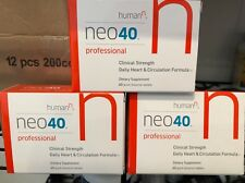 Neo40 - Professional Nitric Oxide Booster with Methylfolate, 60 Count Package!