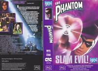 PHANTOM  VHS PAL VIDEO~ A RARE FIND