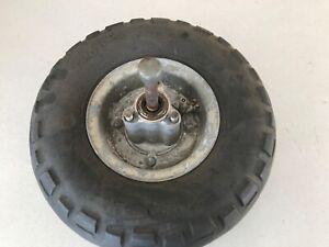 Honda Z50 M rear wheel. Genuine part, rare as hen's teeth,