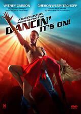 Dancin Its On (DVD, 2016) * NEW *
