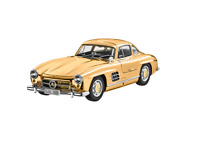 Mercedes-Benz 300 SL Coupe Gold Minichamps 1:18 Limited B66040644 Genuine New