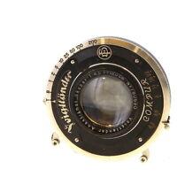 Vintage Voigtlander 13.5cm (135mm) f/4.5 Skoppar in Compur Shutter - UG