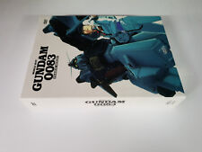 dvd Cofanetto MOBILE SUIT GUNDAM 0083 STARDUST MEMORY 4 dischi Con libretto