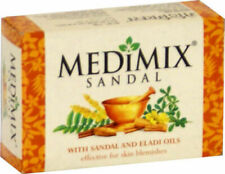 MEDIMIX Soap with Sandal and Eladi Oil 75 gm x 3 Packs - For Blemish Free Skin