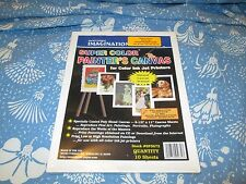 "Natural Texture Super Color Painter's Canvas 8-1/2"" x 11"" Inkjet Sealed Pack 10"
