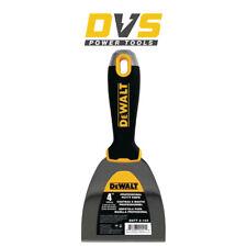 """Dewalt DXTT 2-140 4"""" Stainless Steel Professional Putty Scraper"""