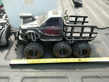 New Bright RC Truck Bad Street 49 MHz 6 volt tested and working complete used