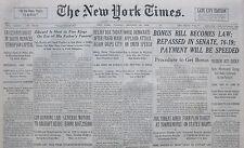 1-1936 January 28 EDWARD HOST TO FIVE KINGS. ITALIANS CLOSE TO ALLATA ETHIOPIA