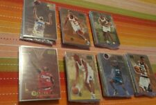 SKYBOX PREMIUM NBA 1996 1997 INSERT CARD FIGURINA FIGURINE LOT 2 LOTTO 2