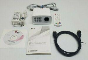 LG Minibeam Projector PH300W