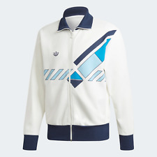 Adidas Originals Mens Archive Tennis Track Top white