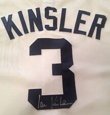 Detroit Tigers IAN KINSLER Signed Jersey