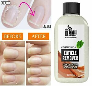 CUTICLE REMOVER Softener Gel Cream Nails Hybrid Manicure 50ml Fast Delivery