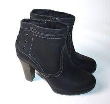 Botas de mujer botines s.Oliver de piel sintética