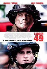 LADDER 49- orig 2-sided movie poster - JOHN TRAVOLTA
