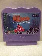 VTECH VSMILE FINDING NEMO NEMO'S OCEAN DISCOVERIES GAME CARTRIDGE