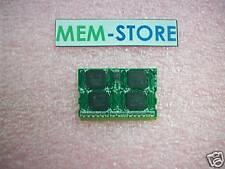 512MB DDR2 PC2-4200 172pin MicroDIMM Memory Panasonic