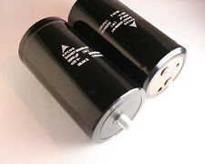 1x 5600uF 425V Large Can Electrolytic Capacitor DC 5600mfd 5,600 425VDC w/Stud