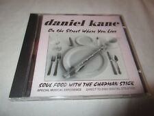 Daniel Kane - On the Street Where You Live: Soul Food With the Chapman Stick CD