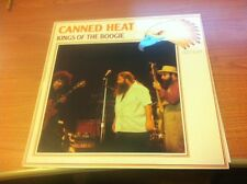 LP CANNED HEAT KINGS OF THE BOOGIE PLP 20/24038  EX-/EX+ GERMANY PS 1985  RAI