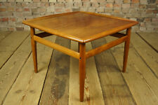 Vintage Teak Coffee Table Grete Jalk Sofa Danish Glostrup 60er