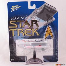 Legends of Star Trek Johnny Lightning WHITE Lightning Galileo Shuttlecraft s1