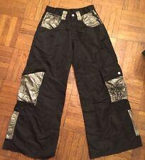 SERIOUS Raver Pants 32 Cyber Goth Vintage 90s Hardy Boyz Costume Punk Industrial