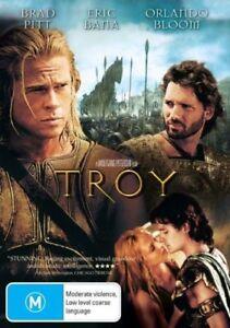 Troy (Brad Pitt) DVD BRAND NEW SEALED
