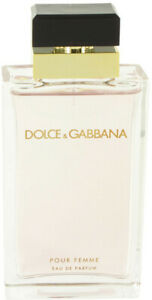 D & G Pour Femme by Dolce & Gabbana Perfume EDP 3.3 / 3.4 oz New Tester