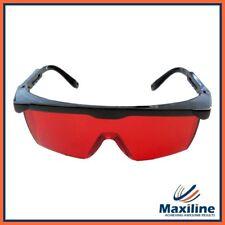 Red Laser Glasses for Rotary Laser Level Cross Line Laser Level