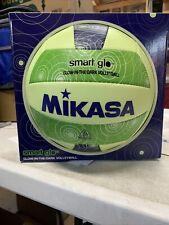 Mikasa Smart Glo Glow-in-the-Dark Volleyball