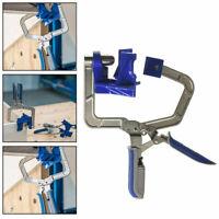 Multifunctional Corner Clamp For Kreg Jigs and 90° Corner Joint & T Joint D7V6J