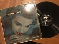 Oscar Peterson: In A Romantic Mood LP VERVE MG-V-2002.Weak Cover/ Vinyl SHINY EX