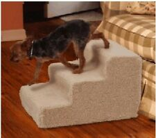 Pet Gear Cat Dog Step Stairs Easy Bed Ramp Ladder Steps for Small Dogs and Cats