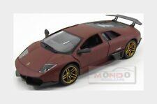 Lamborghini Murcielago Lp670-4 Sv Superveloce 2009 MotorMax 1:24 MTM79503BR