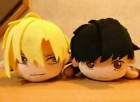 taito BANANA FISH stuffed Soft plush 11cm ASH EIJI 2set anime manga kawaii cute