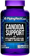 CANDIDA SUPPORT FORMULA FEMALE CLEANSE DIET PILLS DIETARY SUPPLEMENT 90 CAPSULES