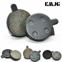 2 PAIRS ZOOM - 18.5mm Bike Resin Disc Brake Pads wear resistant NEW