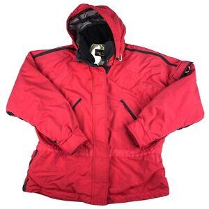 Obermeyer ATC All Terrain Womens Winter Ski Snowboarding Jacket Coat Sz 10 Red