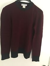 Dolce and Gabbana men's crew neck sweater. size 52
