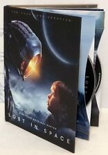 LOST IN SPACE NETFLIX 2018 FOR YOUR CONSIDERATION SEASON 1 4 DVD Emmy Press Kit