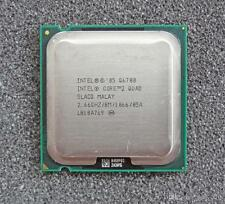 PROCESSORE Intel Core 2 Quad Q6700 2.66 GHz 8mb 1066mhz socket LGA 775