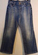 Womens D.K.N.Y. Jeans Sz14 (36x28)SUPER CUTE List#508b