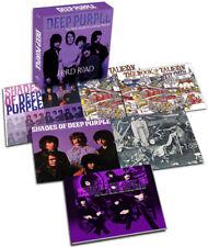 Deep Purple : Hard Road: The Mark 1 Studio Recordings 1968-69 CD (2014)