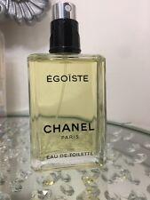 "EGOISTE by CHANEL POUR HOMME 3.4 oz/100 ml EDT Spray ""OLDER VERSION""✨NEW"