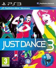 JUST DANCE 3 JEU PS3 NEUF